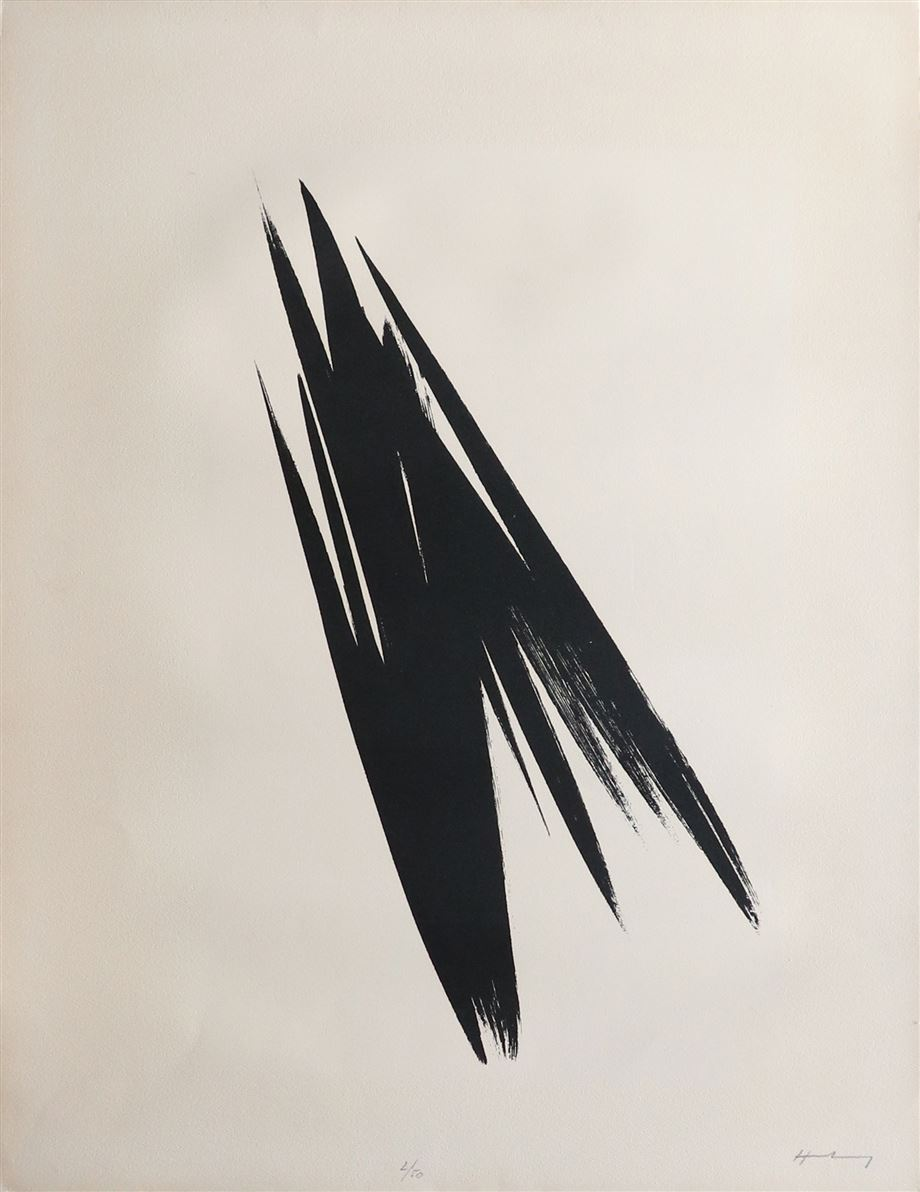 galleria alessandro casciaro, gallery, art, hartung, hans hartung, grafic, lithography, etching, signed, 900, artist, modern artist, bolzano, south tyrol, international grafik, italian art, the twentieth century, international art